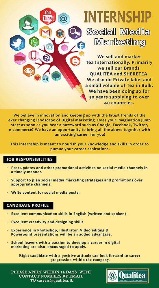 Internship-Social Media Marketing 2